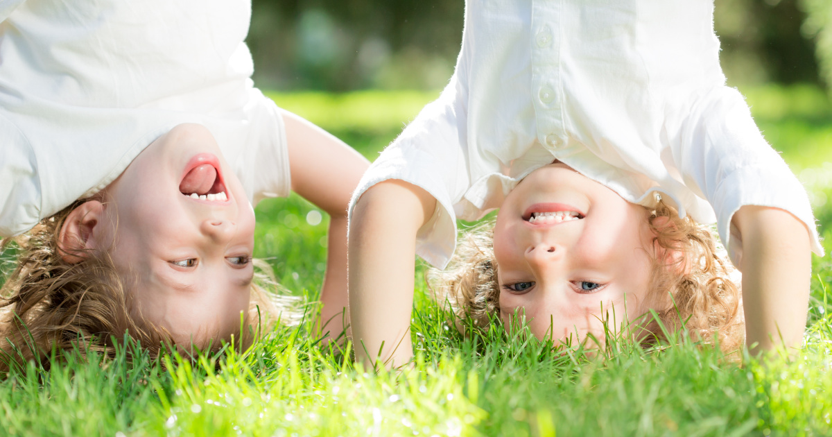 5 Top Tips To Get Your Children Thinking Positively