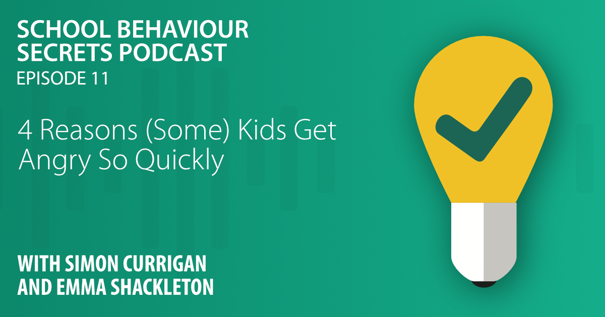 4 Reasons (Some) Kids Get Angry So Quickly