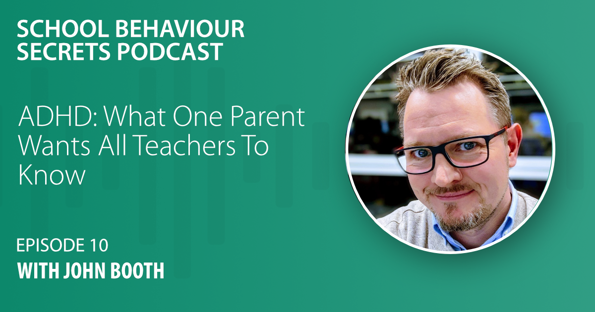 ADHD: What One Parent Wants All Teachers To Know
