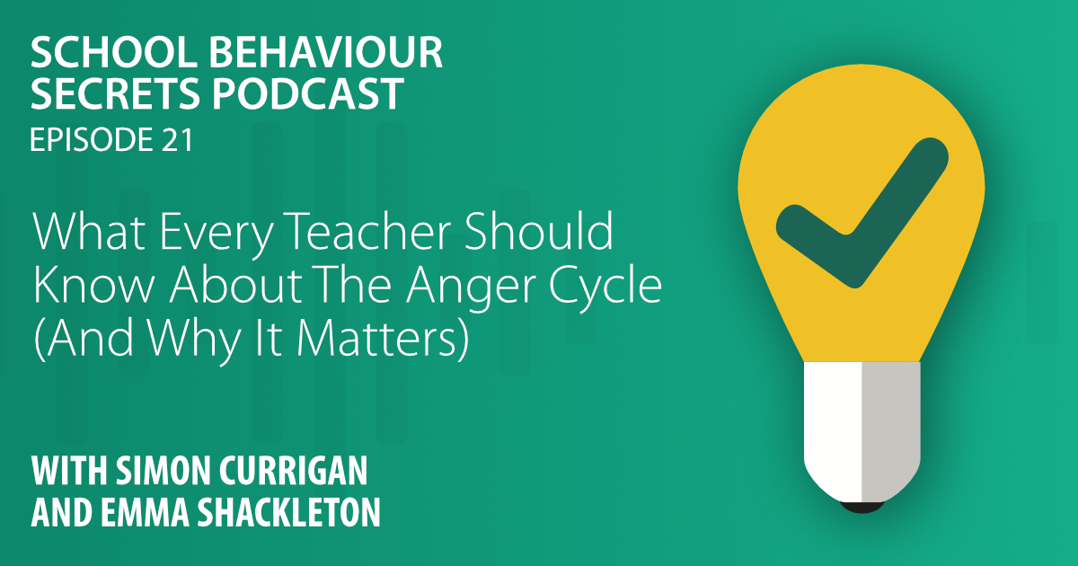 What Every Teacher Should Know About The Anger Cycle (And Why It Matters)