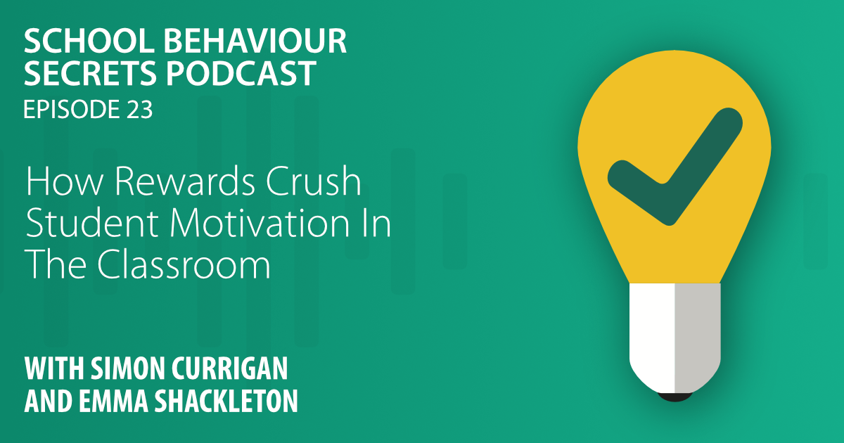 How Rewards Crush Student Motivation In The Classroom