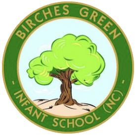Birches Green Infants Logo