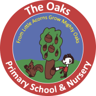 The Oaks Primary Logo