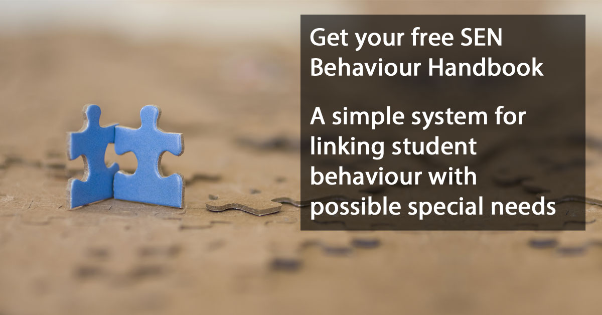 SEN Behaviour Handbook