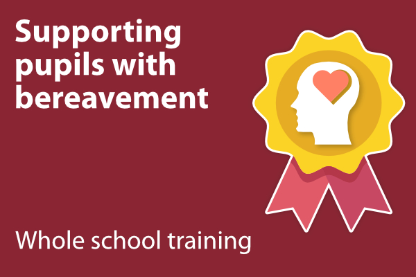 Supporting Pupils With Bereavement logo