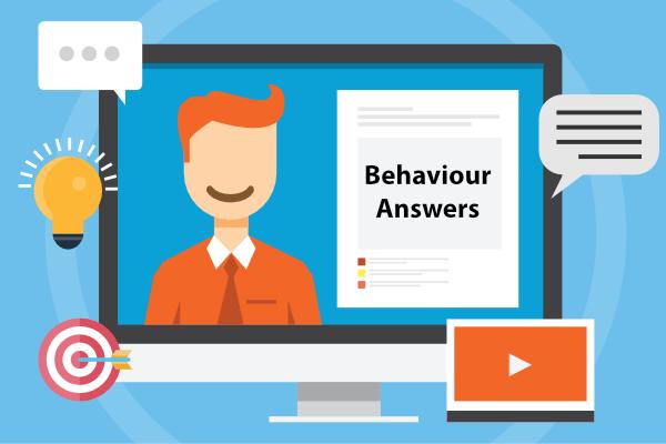 Online behaviour consultations