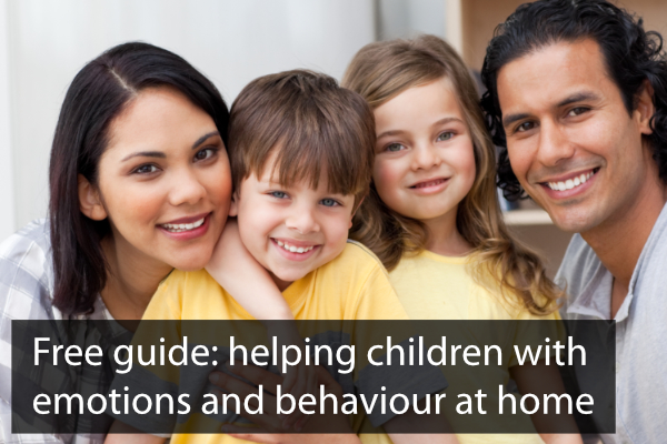 Cover image for 9 Tips For Supporting You Child With Emotions And Behaviour At Home
