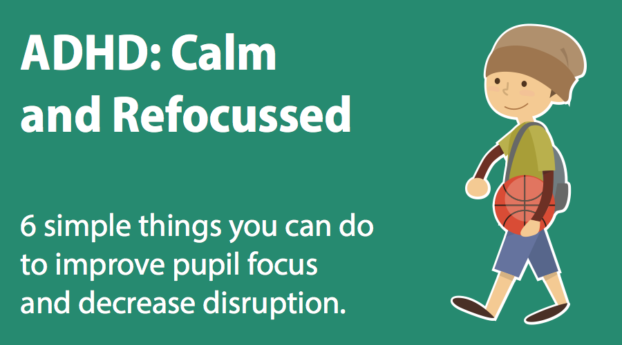 ADHD Calm and refocussed image