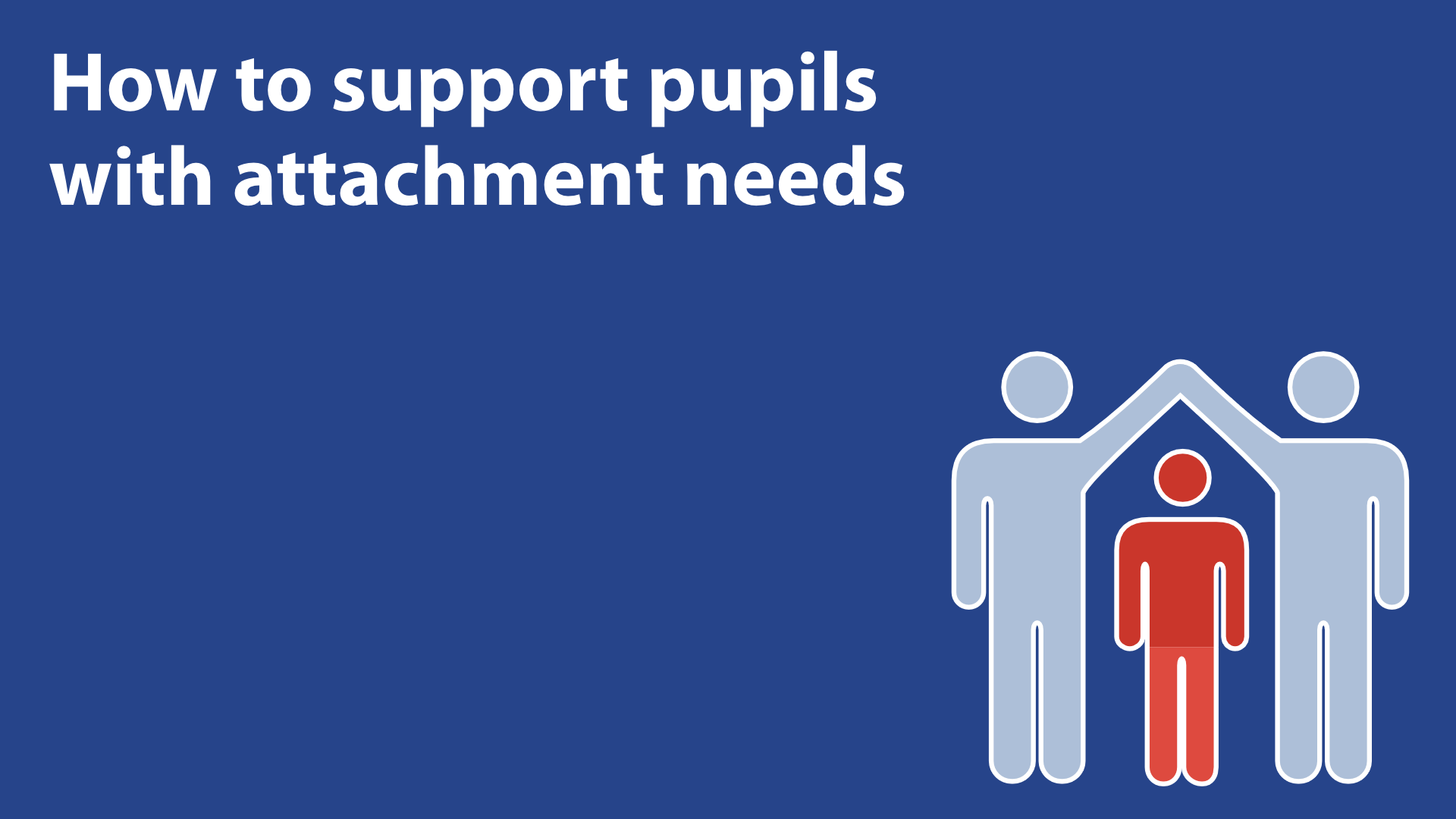 How to Support Pupils With Attachment Needs image
