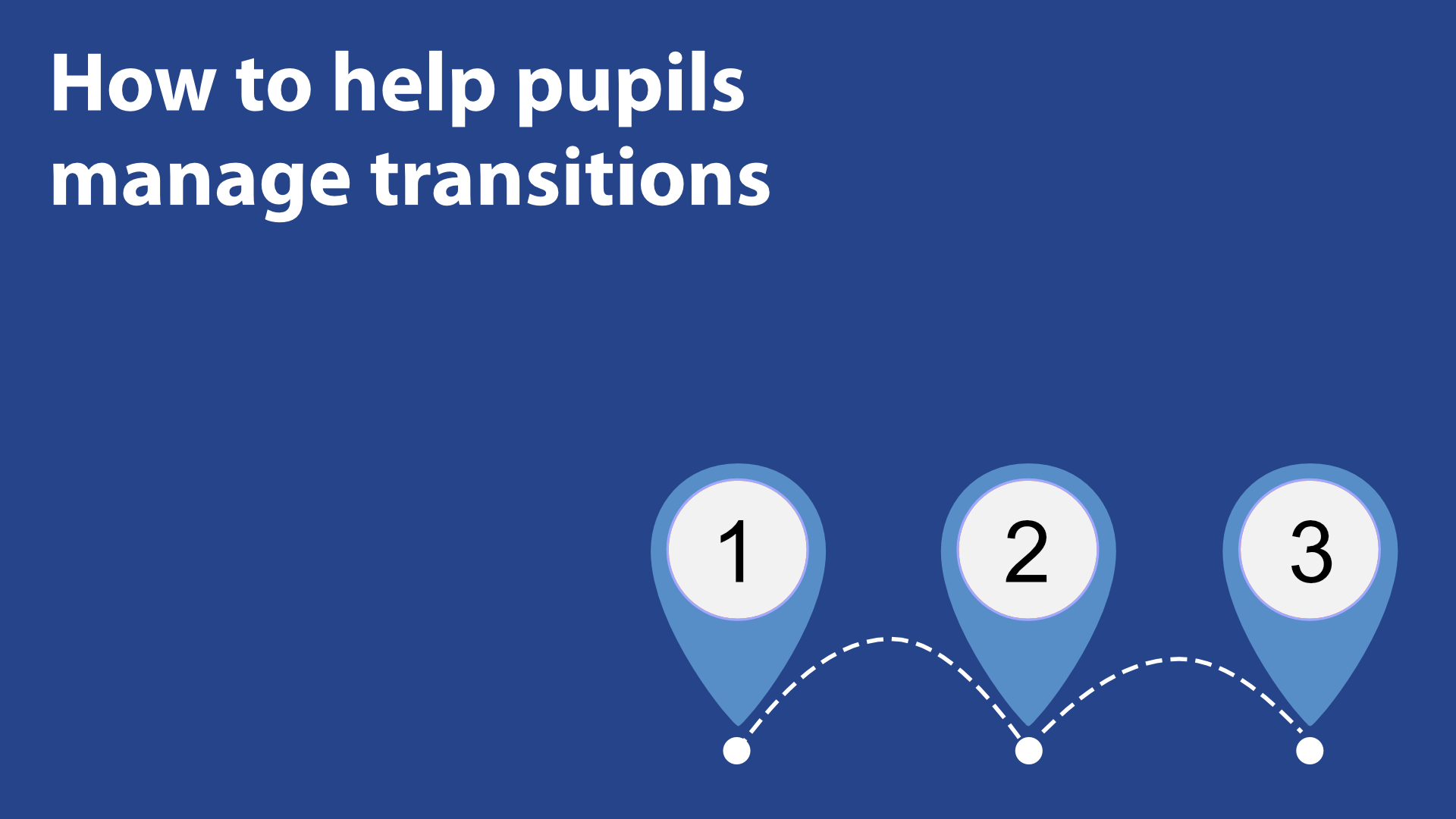 How To Help Pupils Manage Transitions image